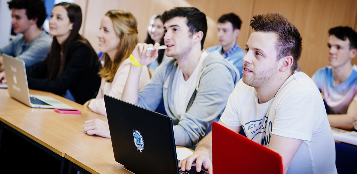 college course preference for high school students